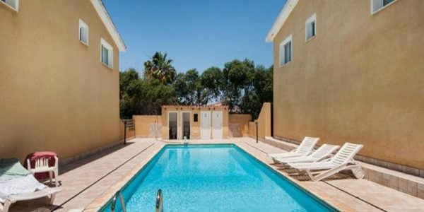 rent, long term, apartment, chloraka, paphos, pool