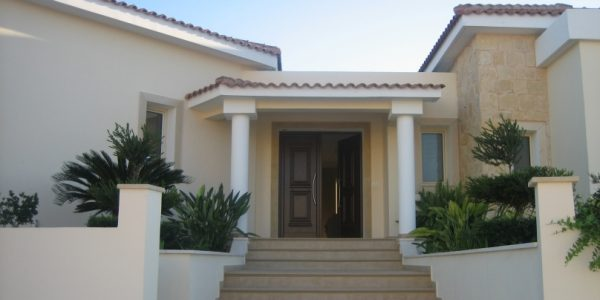 villa, peyia, luxury, rent, long term, family, pool,